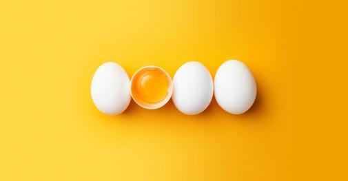 Як вибрати свіжі яйця до Великодня?