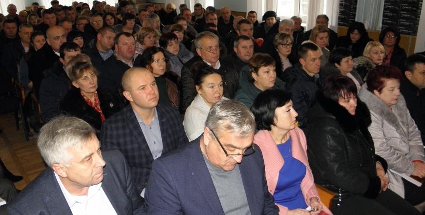 В ГУ Держпродспоживслужби у Вінницькій області обговорили пріоритетні напрямки роботи на 2020 рік