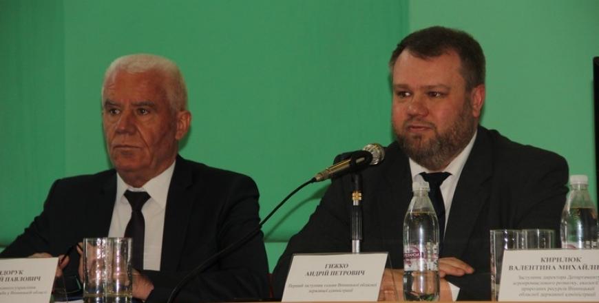На Вінниччині представили пілотний проект з контролю сирого молока