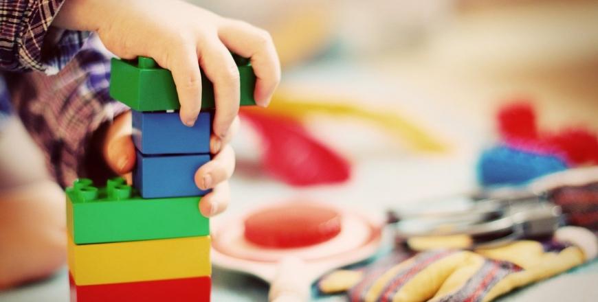 Безпечні дитячі іграшки: критерії вибору!