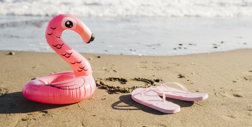 Які хвороби можна підхопити під час відпочинку на пляжі?