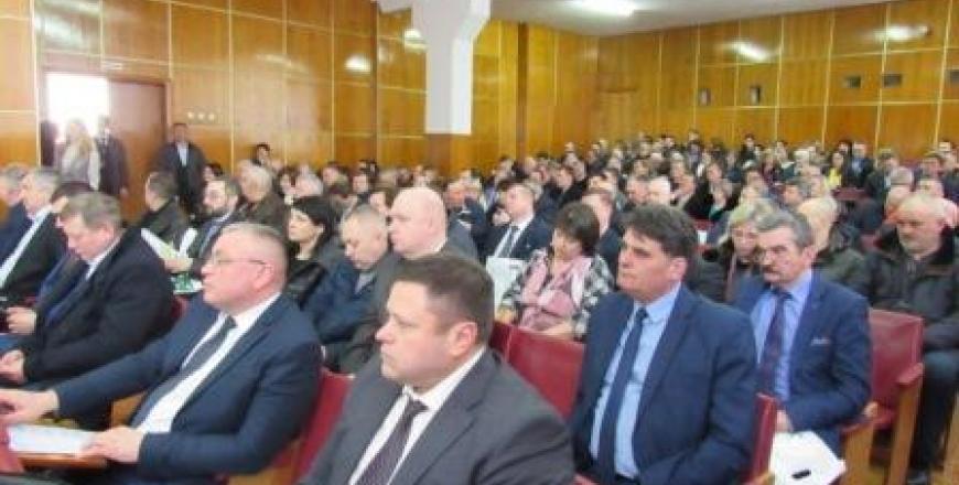 На Вінниччині відбулась нарада щодо проведення комплексу весняно-польових робіт у 2019 році