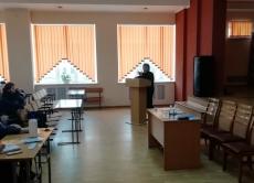В Погребищенському районі фахівці Держпродспоживслужби провели семінар для кервіників закладів освіти