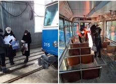 """Держпродспоживслужба провела обстеження КП """"Вінницька транспортна компанія"""""""