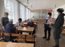 В Козятинському районі фахівці Держпродспоживслужби найбільшу кількість порушень протиепідемічних вимог виявили у закладах торгівлі продовольчими товарами