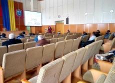 Держпродспоживслужба провела навчання для директорів закладів освіти Оратівської селищної ОТГ