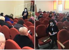 Фахівці Ямпільського управління провели семінар-навчання для представників освітніх закладів громади