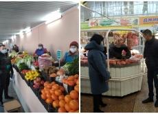 На Вінниччині з метою запобігання поширенню COVID-19 Держпродспоживслужба здійснила 903 перевірки: керівники ринків та продовольчих магазинів отримали 5278 приписів