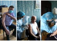 На Вінниччині фахівці Держпродспоживслужби долучились до кампанії з вакцинації проти COVID-19