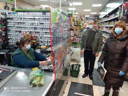 В Немирівському районі фахівці Держпродспоживслужби встановили, що майже 10% об'єктів працюють з порушенням протиепідемічних вимог