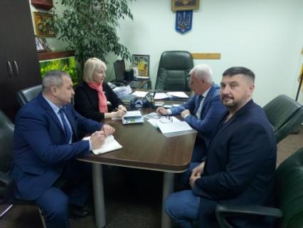 Засідання ради стейкхолдерів ВНАУ відбулось в ГУ Держпродспоживслужби у Вінницькій області - обговорили напрямки співпраці та надання баз для практичного навчання студентів