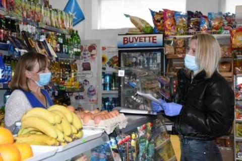 На Вінниччині за минулий тиждень  фахівці Держпродспоживслужби перевірили 2907 суб'єктів господарювання на предмет дотримання протиепідемічних вимог