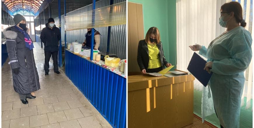 Протягом минулого тижня фахівці Шаргородського управління перевірили виконання карантинних вимог на 105 об'єктах