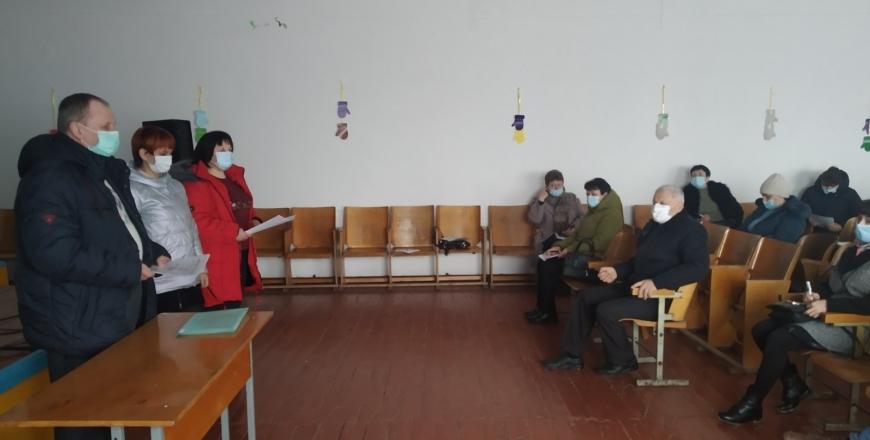 В Турбівській ТГ спеціалісти Держпродспоживслужби провели семінар для працівників освітніх закладів