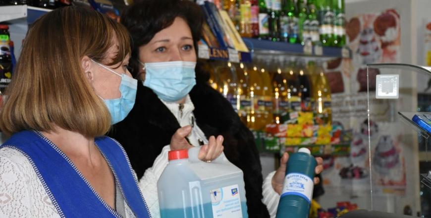 На Вінниччині протягом минулого тижня фахівці Держпродспоживслужби провели 1159 моніторингових обстежень виконання протиепідемічних вимог